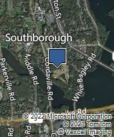 babylon map southborough maps ma of