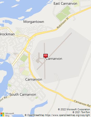 Car rental carnarvon airport airport car hire carnarvon avis map of avis location carnarvon airport fandeluxe Image collections