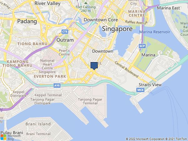 Maximum Singapore office location