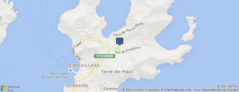 Localisation de CollègeCollège Archipel des Saintes - Cliquez pour voir l'itinéraire