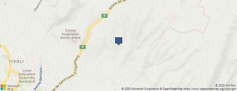 Localisation de Lycée polyvalentHYACINTHE BASTARAUD - Cliquez pour voir l'itinéraire