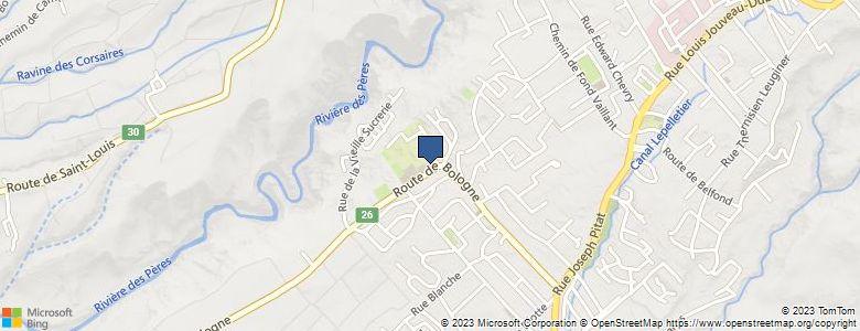 Localisation de Lycée professionnelDUCHARMOY - Cliquez pour voir l'itinéraire