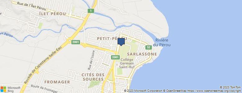 Localisation de Lycée professionnelPAUL LACAVE - Cliquez pour voir l'itinéraire
