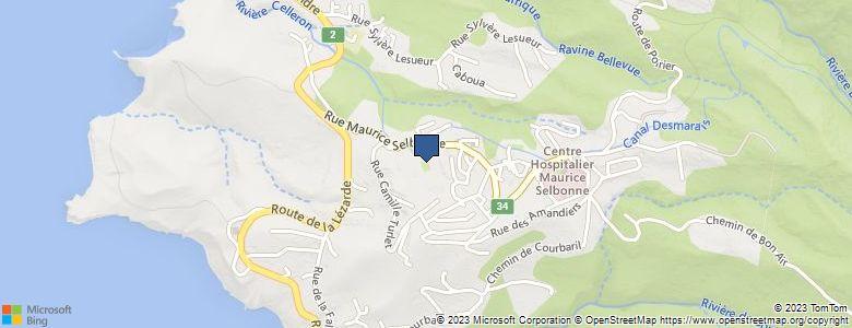 Localisation de CollègeFONTAINES BOUILLANTES - Cliquez pour voir l'itinéraire