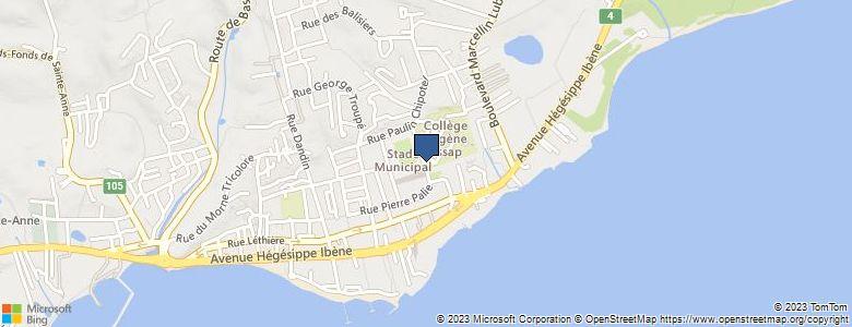 Localisation de CollègeEUGENE YSSAP - Cliquez pour voir l'itinéraire