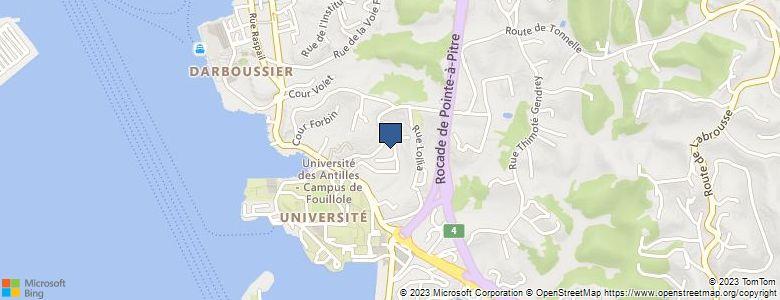 Localisation de CirconscriptionCirconscription Ste Anne - Marie Galante - Cliquez pour voir l'itinéraire