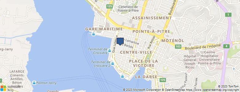 Localisation de CollègeSADI CARNOT - Cliquez pour voir l'itinéraire