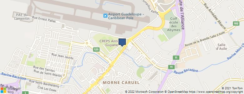 Localisation de CollègeCITE SCO D EXCELLENCE SPORTIVE - Cliquez pour voir l'itinéraire
