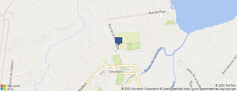 Localisation de Lycée professionnelBERTENE JUMINER - Cliquez pour voir l'itinéraire