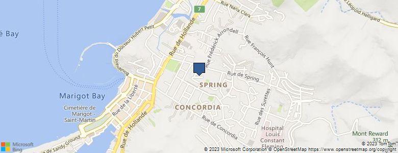 Localisation de CollègeDU MONT DES ACCORDS - Cliquez pour voir l'itinéraire