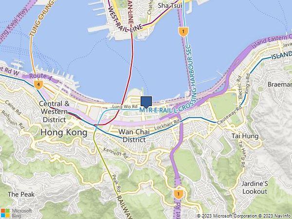 Maximum Hong Kong office location