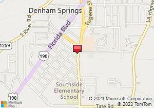 Avis Denham Springs Car Rentals, Denham Springs, LA on
