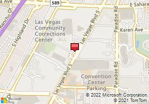 Avis Car Rental Las Vegas (Circus Circus Hotel & ) Circus Map Las Vegas on