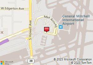 General Mitchell Airport Car Rental