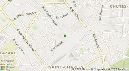 Plan d'accès au taxi Attia Philippe