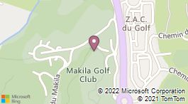 Adresse de Makila Golf Resort Biarritz