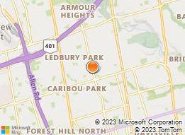1661 Avenue Road,Toronto,ONTARIO,M5M 3Y2