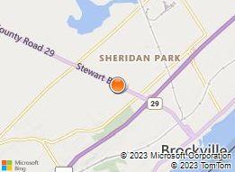 555 Stewart Boulevard,Brockville,ONTARIO,K6V 7H2