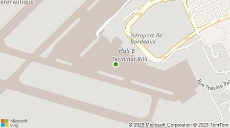 Plan d'accès au taxi Aéro Taxis Concorde