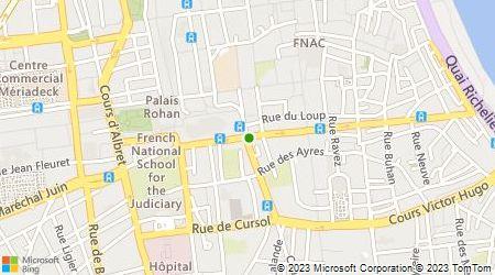 Plan d'accès au taxi Faure Jérôme
