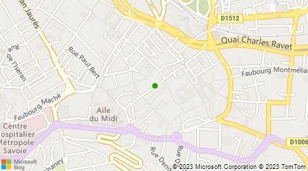 Plan d'accès au taxi Accueil Taxi