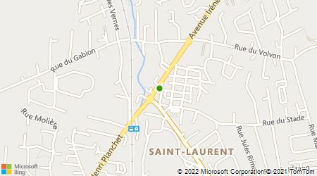 Plan d'accès au taxi Taxi Rollès G. (Sarl)