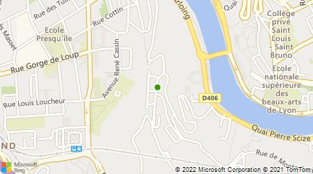 Plan d'accès au taxi Eric Taxi