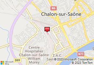 Chalon sur saone car rentals railway station gare sncf avis - Location garage chalon sur saone ...