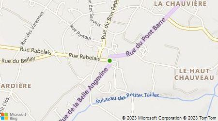Plan d'accès au taxi Allo Taxis De L'Hyrome