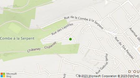 Plan d'accès au taxi Taxi Larderet C.