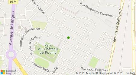 Plan d'accès au taxi Deloge Alain