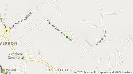 Plan d'accès au taxi Couallier Agathe