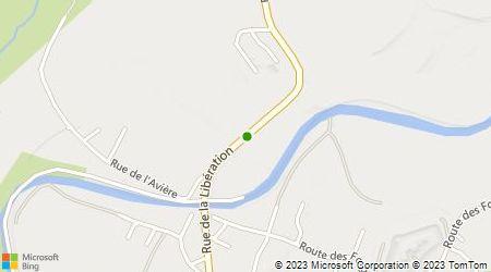 Plan d'accès au taxi Aitelli Jean-Pierre