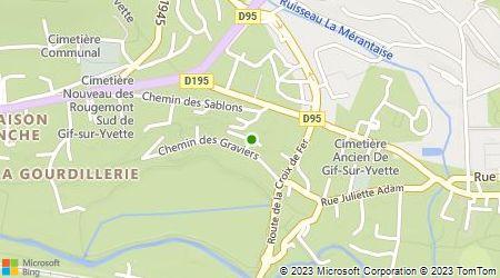 Plan d'accès au taxi ABT Boudraou Taxi