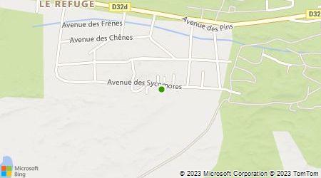 Plan d'accès au taxi Abbeville Accès avec Taxicable