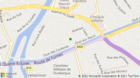 Plan d'accès au taxi Torney Philippe