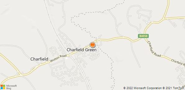 Map of M J Fews LAND ROVER