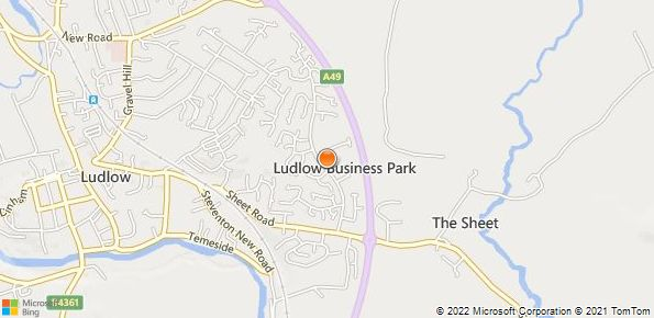 Map of Shukers Land Rover