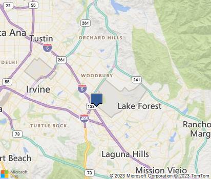 Zip Code 92618 | Homefacts Zip Code Map Irvine Ca on