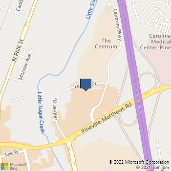 Map of Best Buy Outlet at 10600 Centrum Pkwy, Pineville, NC 28134