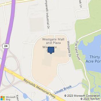 Map of Best Buy Outlet - Brockton at 200 Westgate Dr, Brockton, MA 02301