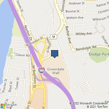 map of best buy worcester at 7 neponset st worcester ma 01606