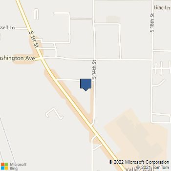 Map of Best Buy at 2321 S 1st St, Yakima, WA 98903