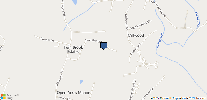 521 Twin Brook Lane Joppa, MD, 21085 Map