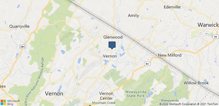 Glenwood, NJ, 07418 Map