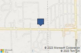 Bing Map of 0-81 Lake Michigan Dr Ste 120 Grand Rapids, MI 49534