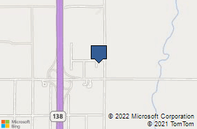 Bing Map of 1008 W Avenue M14 Ste D Palmdale, CA 93551
