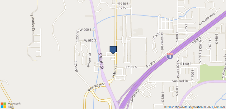 1060 S Main St, Ste 101  Saint George, UT, 84770 Map