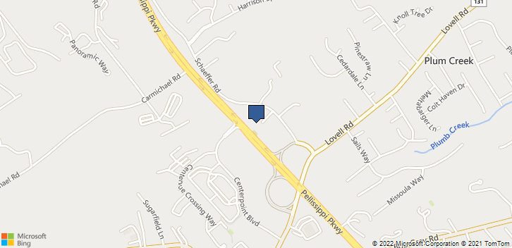 10641 Braden Dickey Ln Suite 5 Knoxville, TN, 37932 Map