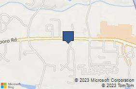 Bing Map of 108 Vinings Dr McDonough, GA 30253